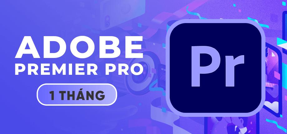 Adobe Premier Pro 1 Thang