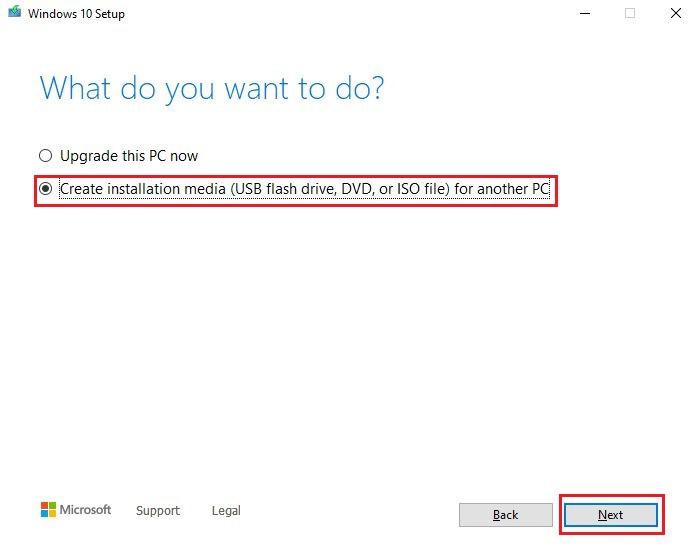 Hướng dẫn download Win 10 Microsoft chính hãng